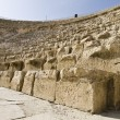 Theatre in Jerash — Stock Photo