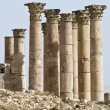 Stock Photo: Temple of Artemis, Jerash