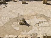 Remains of Byzantine church — Stock Photo