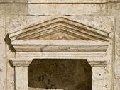 Theatre in Jerash — Stock Photo