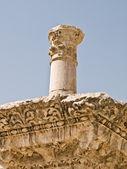 Ciudad romana de jerash — Foto de Stock