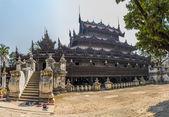 Shwenandaw Monastery - Mandalay — Stock Photo