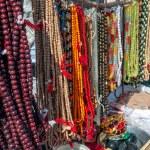 Indian Prayer Beads — Stock Photo