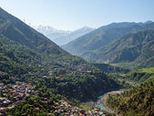 Chamba district Himachal Pradesh India — Stock Photo