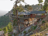 House on the hill, Dharamsala — Stock Photo