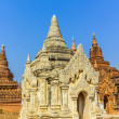 White Temple in Bagan — Foto de Stock