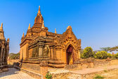 Temple in Bagan — Photo