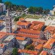 Zadar old city — Stock Photo