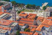 Zadar old city — Stock Photo