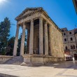 Roman temple — Stock Photo #31483495
