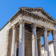 Roman temple — Stock Photo #31489331