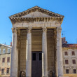 Roman temple — Stock Photo #31490419