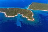 Adriatic landscape - Croatia — Stock Photo