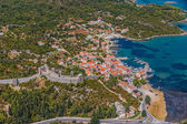 Mali Ston, Dubrovnik archipelago — Stock Photo