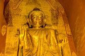 Standing Buddha – Gotama – West facing — Stock Photo