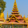 The Shwezigon Pagoda — Stockfoto