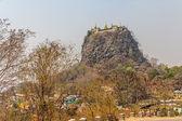 Mount popa — Stockfoto