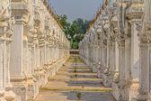 Kuthodaw Pagoda — Stock Photo