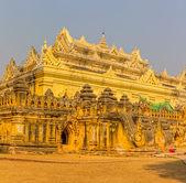 Maha aungmye bonzan, mandalay — Foto Stock