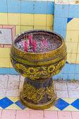 Incense pot — Stock Photo