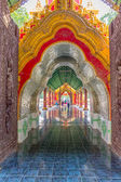 Pagoda de kuthodaw — Foto de Stock