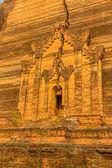 Mandalay - mingun — Foto Stock