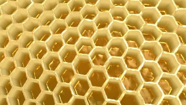 Nid d'abeille — Vidéo