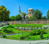 Chora Church, Istanbul — Stock Photo