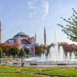 Hagia Sophia Istanbul — Stock Photo #42717875
