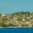 Sailing Bosphorus — Stock Photo