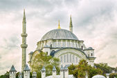 Nuruosmaniye Mosque — ストック写真