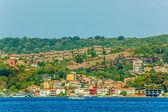 Sailing Bosphorus — Stock Photo