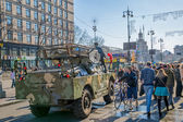Euromaidan revolution in Kiev — ストック写真