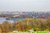 Kiev - panorama — Stock Photo