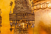 Mount Popa, pagoda decoration detail — Stock Photo