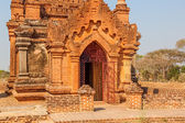 Temples and stupas in Bagan — Stock Photo