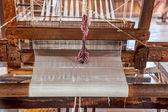 Inle Lake loom — Stock Photo