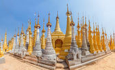Indein, Inle Lake — Stock Photo