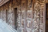 Shwenandaw klasztor - mandalay — Zdjęcie stockowe