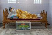 Chaukhtatgyi temple — Stok fotoğraf