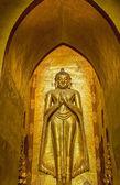 Stojící buddha kakusandha sever čelí — Stock fotografie