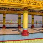 Mandalay hill pathway — Stock Photo