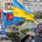 Euromaidan revolution in Kiev — Stock Photo #44426025