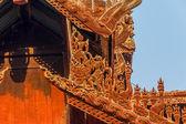 Mingun temple decorations — Foto Stock