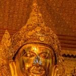 Mahamuni Buddha Temple — Stock Photo #44516829