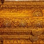 Mahamuni Buddha Temple — Stock Photo