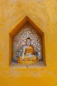 Small votive Buddha — Stock Photo