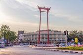 Giant Swing Bangkok — Stock fotografie