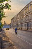 Old building Bangkok — Zdjęcie stockowe