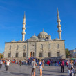 New Mosque (Yeni Cami) square — Stock Photo #45002571